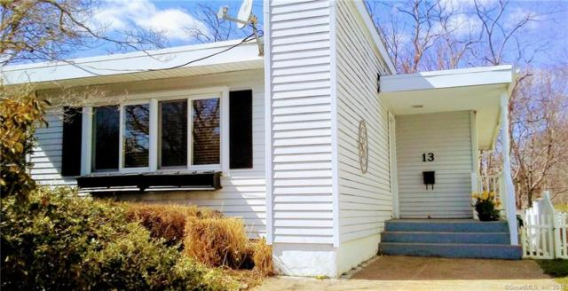 13 Woodbine Street, Waterford, CT 06385 (MLS #170074470) :: Carbutti & Co Realtors