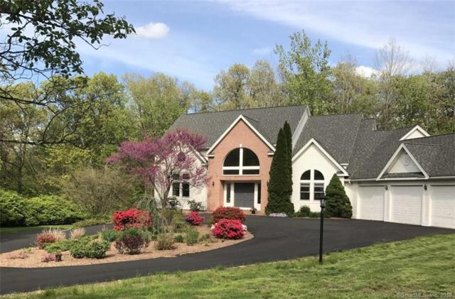 21 Mountaincrest Drive, Cheshire, CT 06410 (MLS #170074485) :: Carbutti & Co Realtors