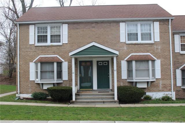 240 Sunnyridge Avenue #64, Fairfield, CT 06824 (MLS #170076196) :: Carbutti & Co Realtors