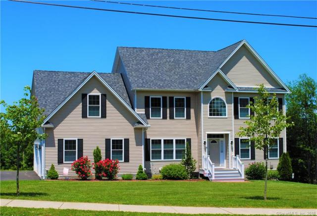 8 Hitching Post Circle, North Haven, CT 06473 (MLS #170076995) :: Carbutti & Co Realtors