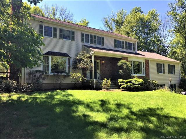 30 Heritage Court, Wilton, CT 06897 (MLS #170081994) :: The Higgins Group - The CT Home Finder