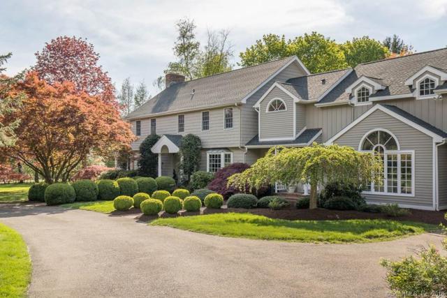 15 Forest Glen Drive, Woodbridge, CT 06525 (MLS #170082192) :: Stephanie Ellison