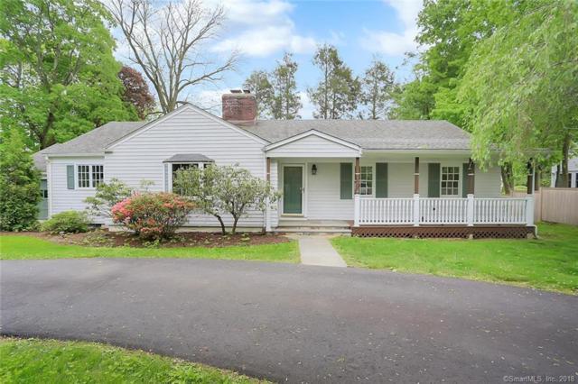 199 Old Kings Highway N, Darien, CT 06820 (MLS #170082467) :: The Higgins Group - The CT Home Finder