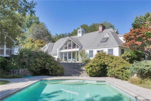 14 Old Parish Road, Darien, CT 06820 (MLS #170083769) :: The Higgins Group - The CT Home Finder