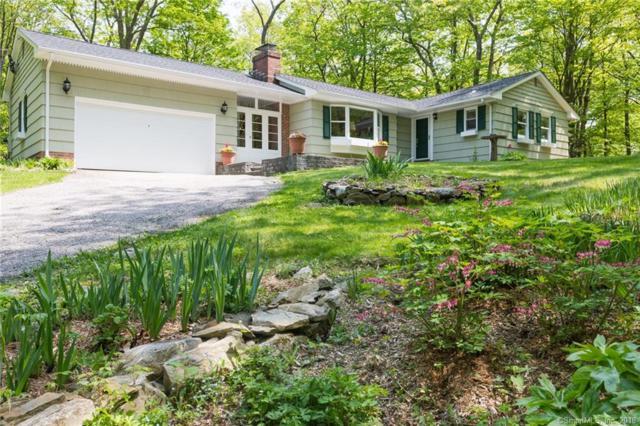 30 Glen Road, Ridgefield, CT 06877 (MLS #170084441) :: The Higgins Group - The CT Home Finder