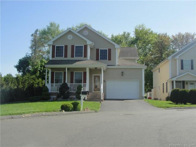 105 Benjamin Court #105, Windsor, CT 06095 (MLS #170084525) :: NRG Real Estate Services, Inc.