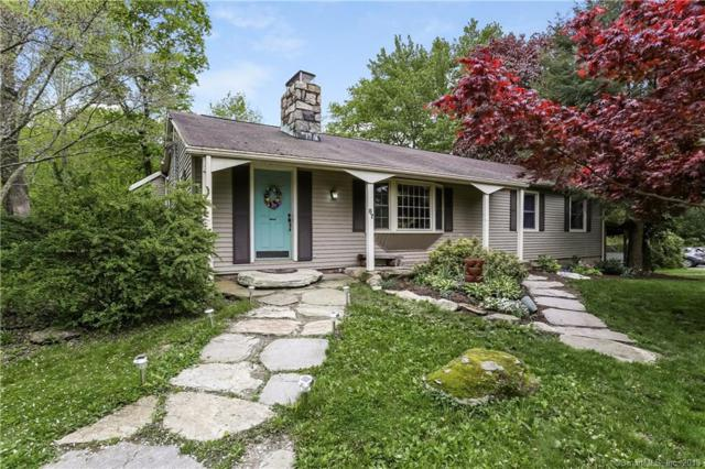 87 Old South Salem Road, Ridgefield, CT 06877 (MLS #170084988) :: The Higgins Group - The CT Home Finder