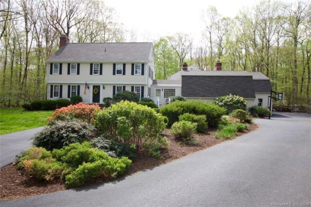 43 Bald Hill Road, Wilton, CT 06897 (MLS #170085399) :: The Higgins Group - The CT Home Finder