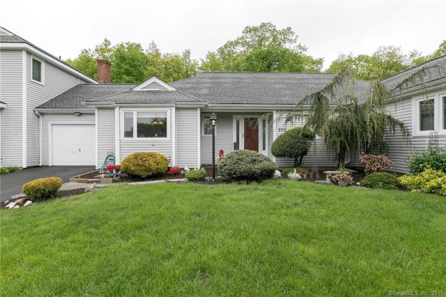 232 Deer Run #232, Shelton, CT 06484 (MLS #170085401) :: The Higgins Group - The CT Home Finder