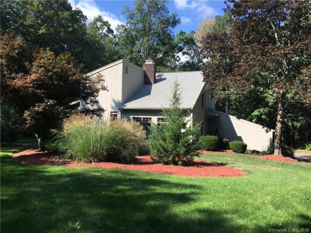 60 Ledgewood Road, Redding, CT 06896 (MLS #170085550) :: The Higgins Group - The CT Home Finder