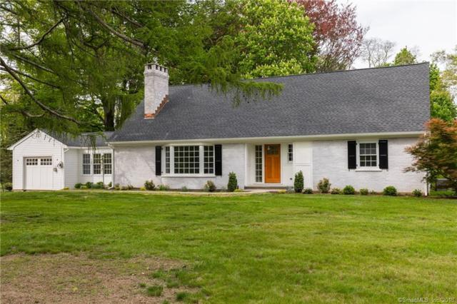 48 Manor Road, Ridgefield, CT 06877 (MLS #170085833) :: The Higgins Group - The CT Home Finder