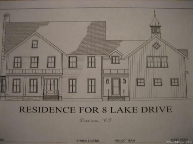8 Lake Drive, Darien, CT 06820 (MLS #170085885) :: The Higgins Group - The CT Home Finder