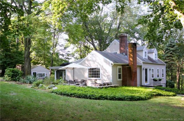 11 Beaverbrook Road, Weston, CT 06883 (MLS #170085987) :: The Higgins Group - The CT Home Finder