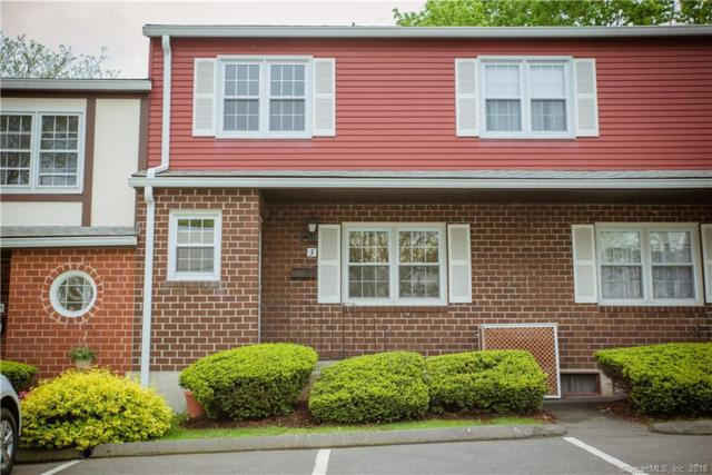 3 Savin Park #3, West Haven, CT 06516 (MLS #170086051) :: Stephanie Ellison