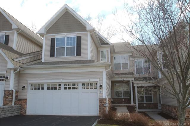 34 Beacon Hill Terrace #34, Bethel, CT 06801 (MLS #170086148) :: The Higgins Group - The CT Home Finder