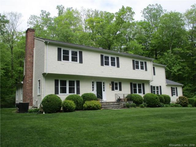 2 Glen Lane, Weston, CT 06883 (MLS #170086292) :: The Higgins Group - The CT Home Finder