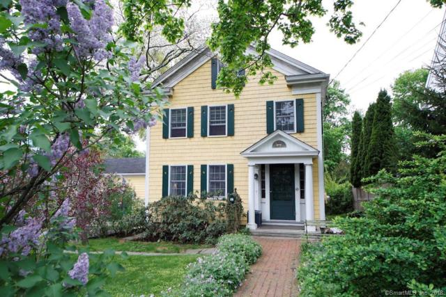 69 West Avenue, Darien, CT 06820 (MLS #170086368) :: The Higgins Group - The CT Home Finder