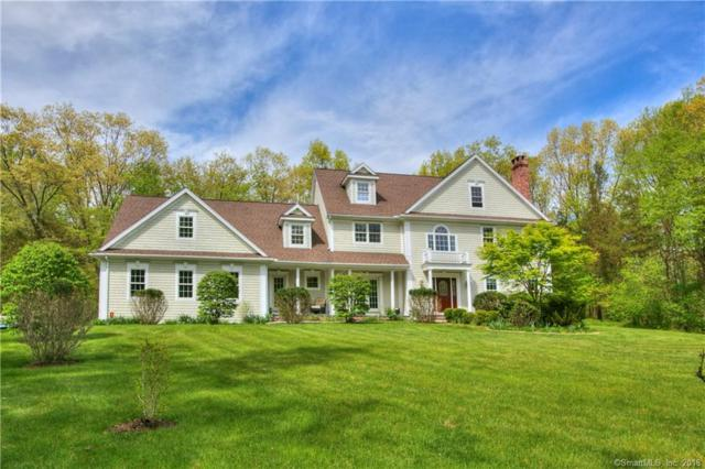 5 Quail Ridge, Weston, CT 06883 (MLS #170086450) :: The Higgins Group - The CT Home Finder