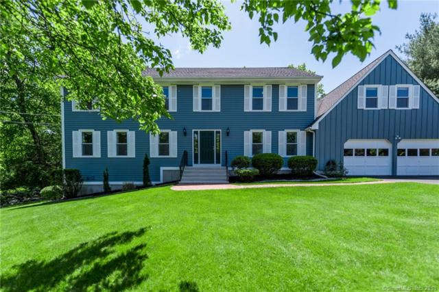 41 October Lane, Trumbull, CT 06611 (MLS #170086637) :: The Higgins Group - The CT Home Finder