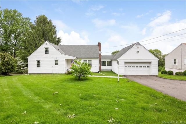 4 Circle Drive E, Danbury, CT 06811 (MLS #170086700) :: The Higgins Group - The CT Home Finder