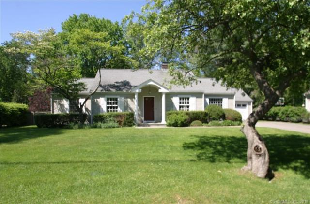 14 Lake Drive, Darien, CT 06820 (MLS #170086817) :: The Higgins Group - The CT Home Finder