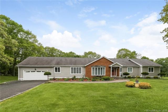 13 Overlook Terrace, Danbury, CT 06811 (MLS #170087113) :: The Higgins Group - The CT Home Finder