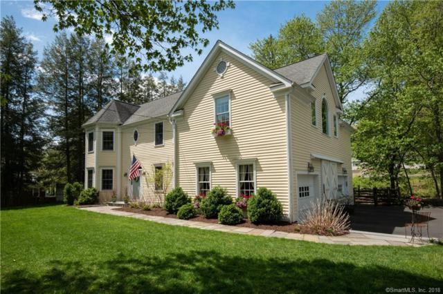 270 Newtown Turnpike, Weston, CT 06883 (MLS #170087260) :: The Higgins Group - The CT Home Finder