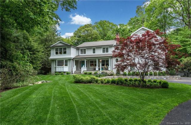 33 Crooked Mile Road, Darien, CT 06820 (MLS #170087334) :: The Higgins Group - The CT Home Finder