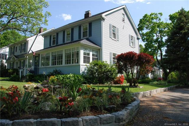 359 West Avenue, Darien, CT 06820 (MLS #170087427) :: The Higgins Group - The CT Home Finder