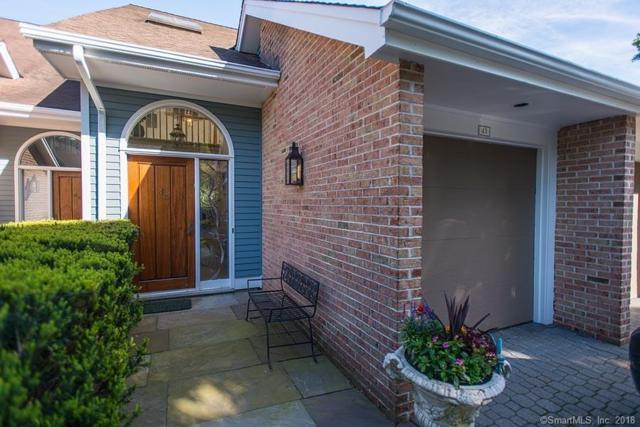 43 Regents Park #43, Westport, CT 06880 (MLS #170087593) :: The Higgins Group - The CT Home Finder