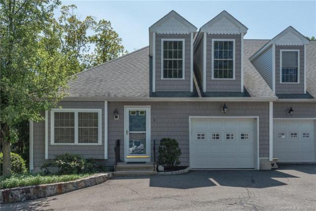 3 Mallory Square #3, Danbury, CT 06811 (MLS #170087607) :: The Higgins Group - The CT Home Finder