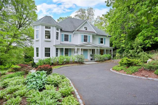 70 Wesskum Wood Road, Greenwich, CT 06870 (MLS #170087693) :: The Higgins Group - The CT Home Finder