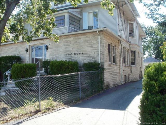 1285 Noble Avenue, Bridgeport, CT 06608 (MLS #170087956) :: The Higgins Group - The CT Home Finder