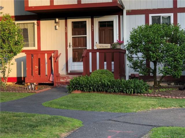 6 Rose Lane 4-37, Danbury, CT 06810 (MLS #170092222) :: Carbutti & Co Realtors