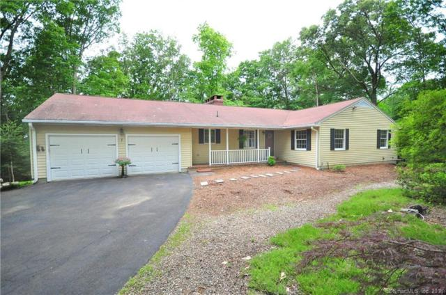 7 Overlook Drive, Canton, CT 06019 (MLS #170093247) :: Hergenrother Realty Group Connecticut