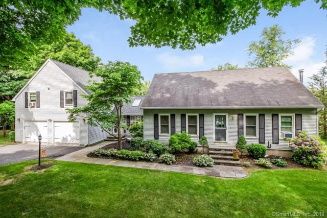 1345 N Grand Street, Suffield, CT 06093 (MLS #170094754) :: NRG Real Estate Services, Inc.