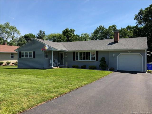 46 Back Lane, Wethersfield, CT 06109 (MLS #170094999) :: Hergenrother Realty Group Connecticut