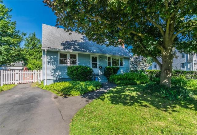 14 Vivian Street, Newington, CT 06111 (MLS #170095382) :: Hergenrother Realty Group Connecticut