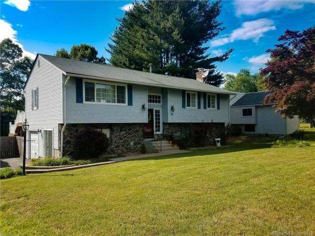 45 Skyline Drive, South Windsor, CT 06074 (MLS #170095966) :: Hergenrother Realty Group Connecticut