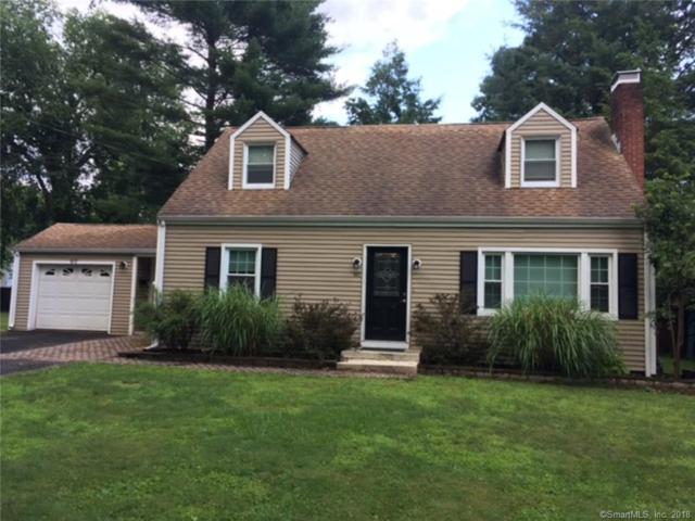 60 Ridgeway Street, Newington, CT 06111 (MLS #170096165) :: Hergenrother Realty Group Connecticut