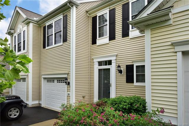 161 Sterling Drive #161, Newington, CT 06111 (MLS #170096547) :: Hergenrother Realty Group Connecticut