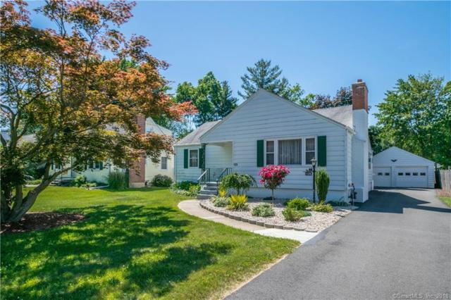 125 Dowd Street, Newington, CT 06111 (MLS #170096621) :: Hergenrother Realty Group Connecticut