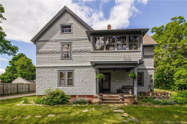 17 Laurel Street, Manchester, CT 06040 (MLS #170096864) :: Hergenrother Realty Group Connecticut