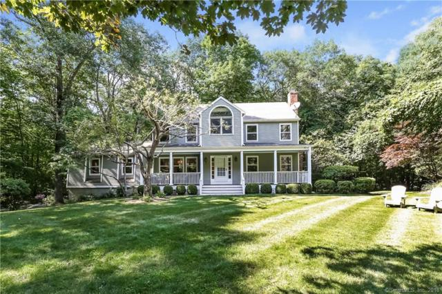 38 Berch Court, Wilton, CT 06897 (MLS #170097430) :: The Higgins Group - The CT Home Finder