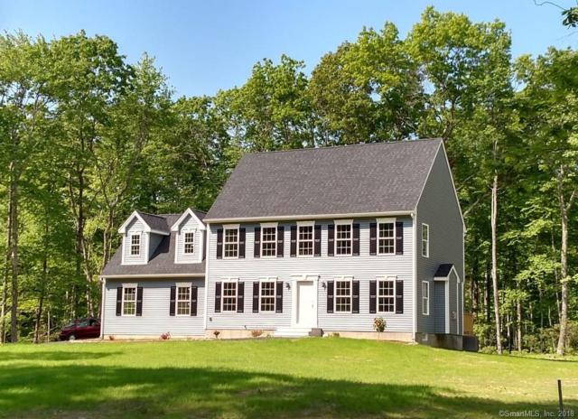 2 Hunters Ridge, Columbia, CT 06237 (MLS #170097595) :: Stephanie Ellison