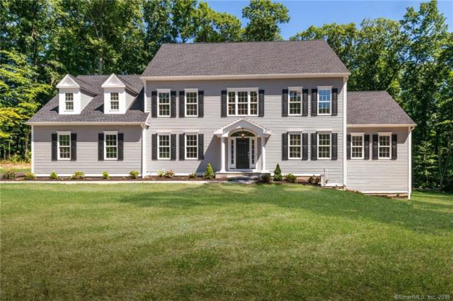 14 Beechwood Hollow, Avon, CT 06001 (MLS #170097714) :: Hergenrother Realty Group Connecticut