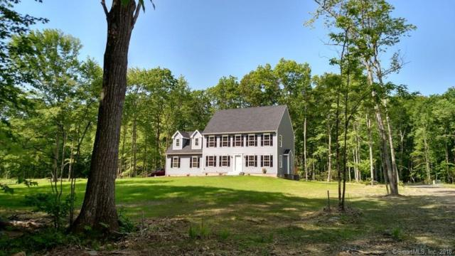 4 Hunters Ridge, Columbia, CT 06237 (MLS #170097880) :: Stephanie Ellison