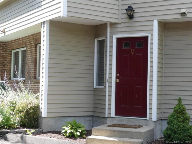 7 Seir Hill Road #15, Norwalk, CT 06850 (MLS #170099806) :: Carbutti & Co Realtors