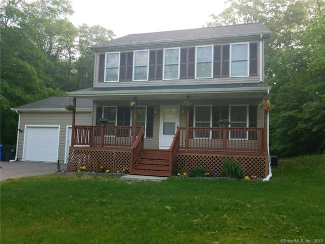 1461 Old Colchester Road, Montville, CT 06370 (MLS #170100182) :: Carbutti & Co Realtors