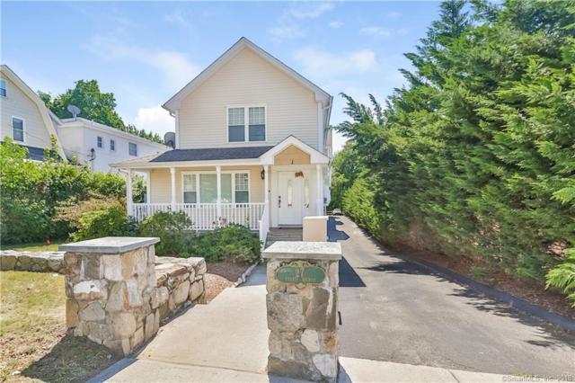 27 Ferris Avenue #5, Norwalk, CT 06854 (MLS #170100868) :: The Higgins Group - The CT Home Finder
